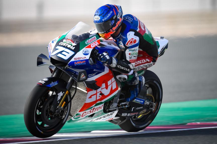 Alex Marquez, LCR Honda Castrol Honda, TISSOT Grand Prix of Doha