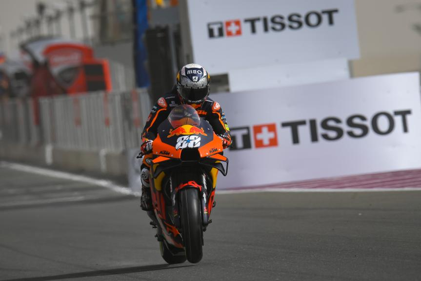 Miguel Oliveira, Red Bull KTM Factory Racing, TISSOT Grand Prix of Doha