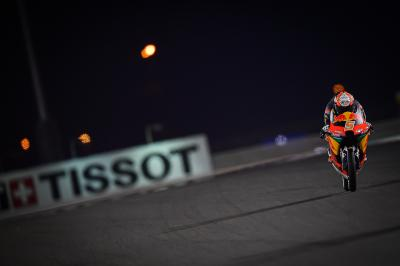 Moto3™ - Doha : Masia bien parti pour répéter son succès