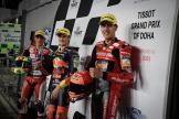 Jaume Masia, Sergio Garcia, Jeremy Alcoba, TISSOT Grand Prix of Doha