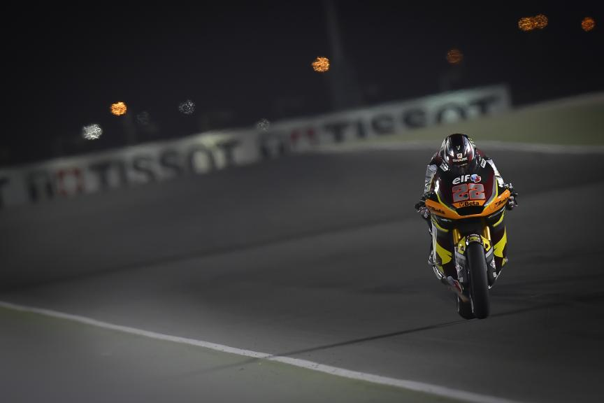 Sam Lowes, Elf Marc Vds Racing Team, TISSOT Grand Prix of Doha