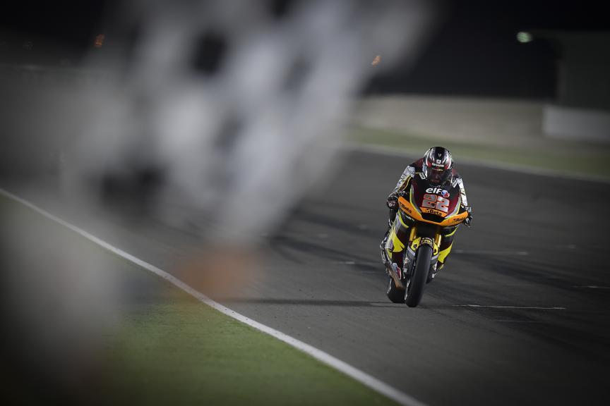 Sam Lowes, Elf Marc Vds Racing Team, TISSOT Grand Prix of Doha