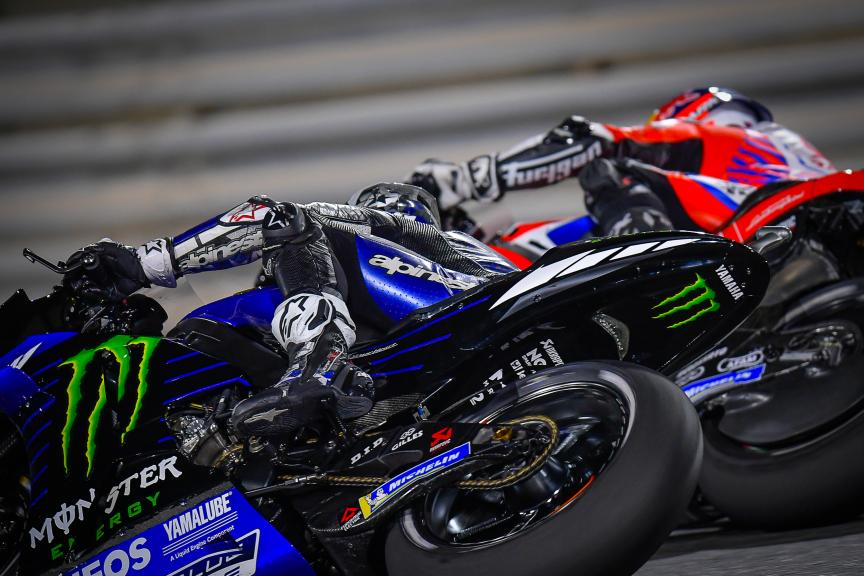 Johann Zarco, Maverick Viñales, TISSOT Grand Prix of Doha