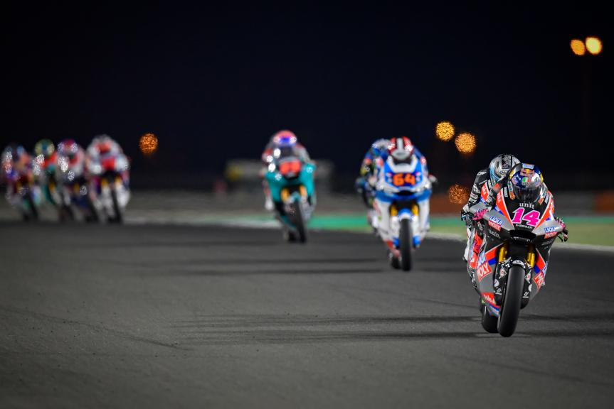 Tony Arbolino, Liqui Moly Intact Gp, TISSOT Grand Prix of Doha