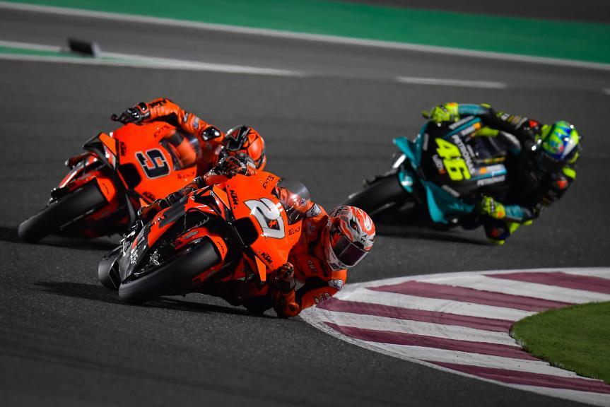 Iker Lecuona, Tech3 KTM Factory Racing, TISSOT Grand Prix of Doha