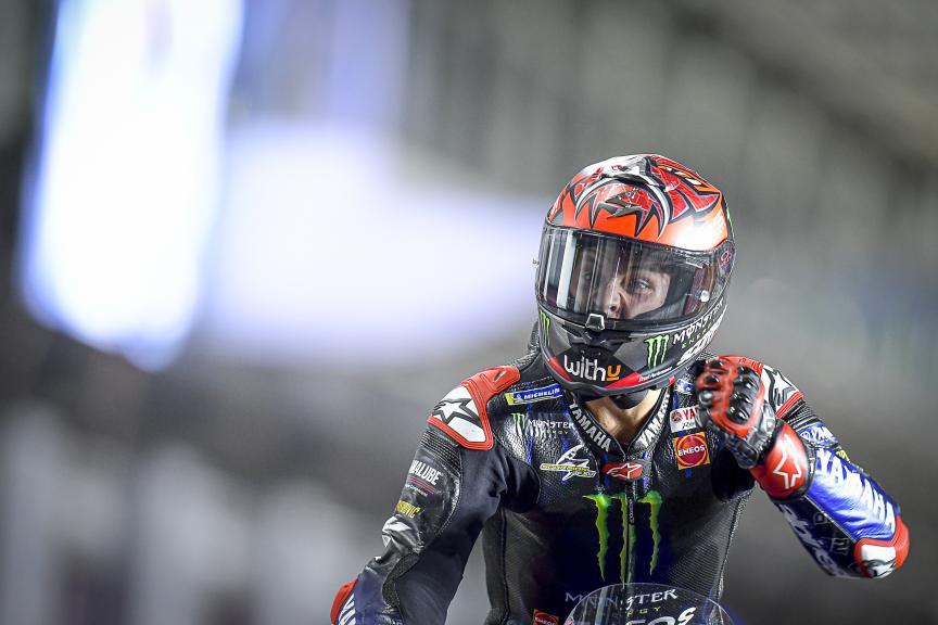 Fabio Quartararo, Monster Energy Yamaha MotoGP, TISSOT Grand Prix of Doha