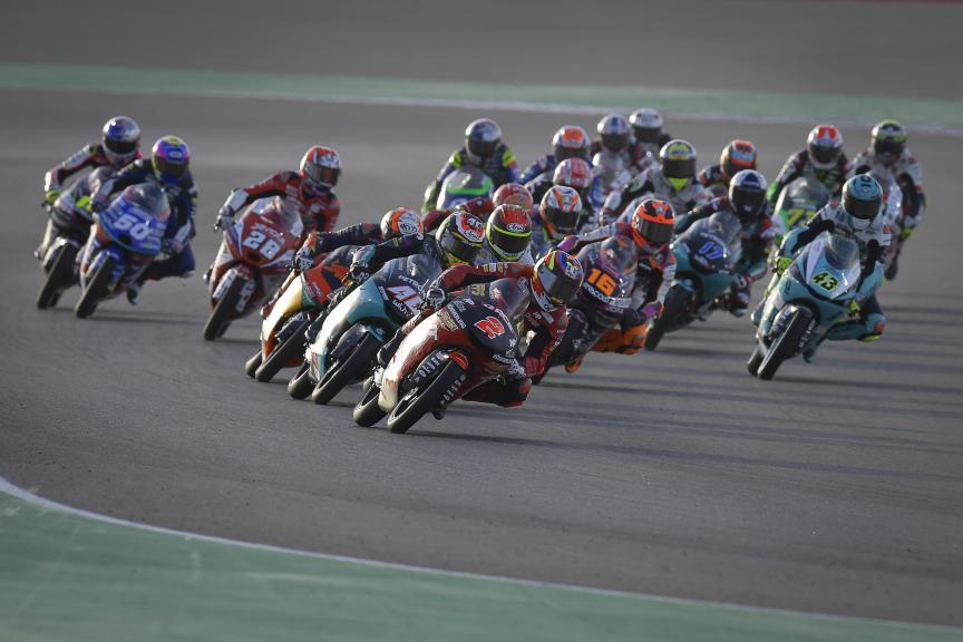 Moto3, TISSOT Grand Prix of Doha