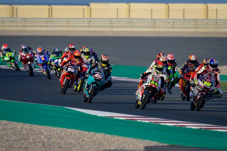 Moto3, Race, TISSOT Grand Prix of Doha