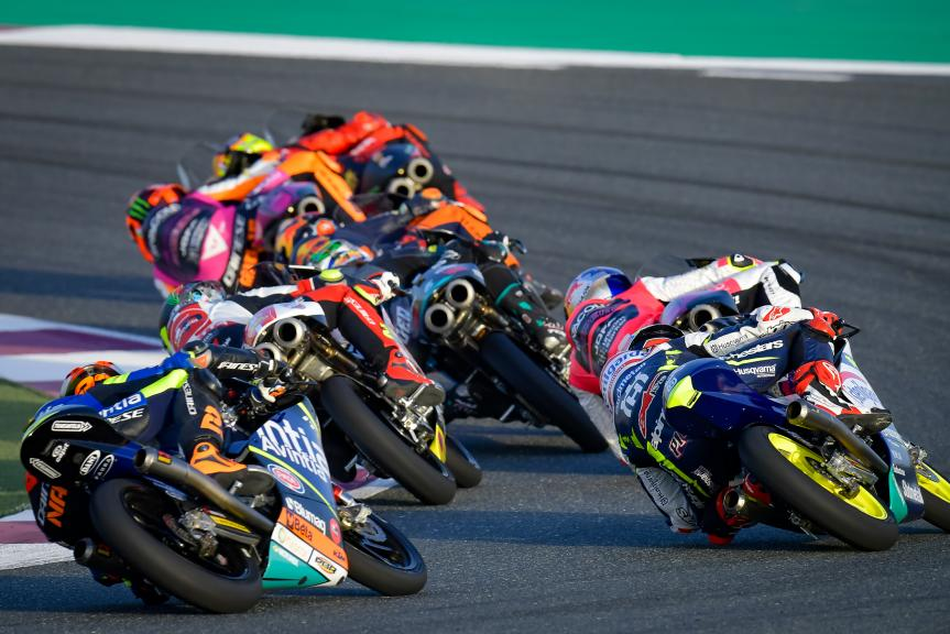 Moto3, Race, TISSOT Grand Prix of Doha