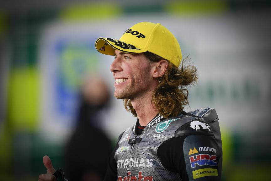 Darryn Binder, Petronas Sprinta Racing, TISSOT Grand Prix of Doha