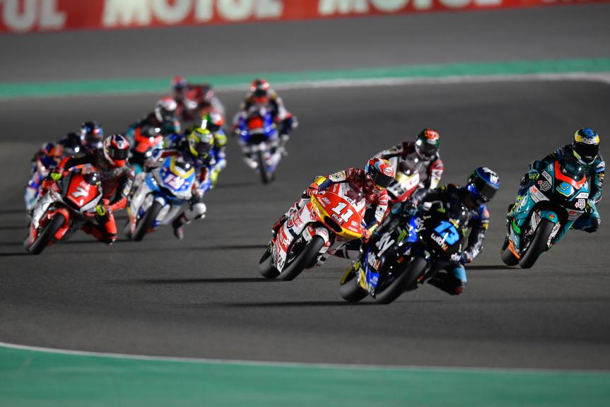 Moto2, Race, TISSOT Grand Prix of Doha