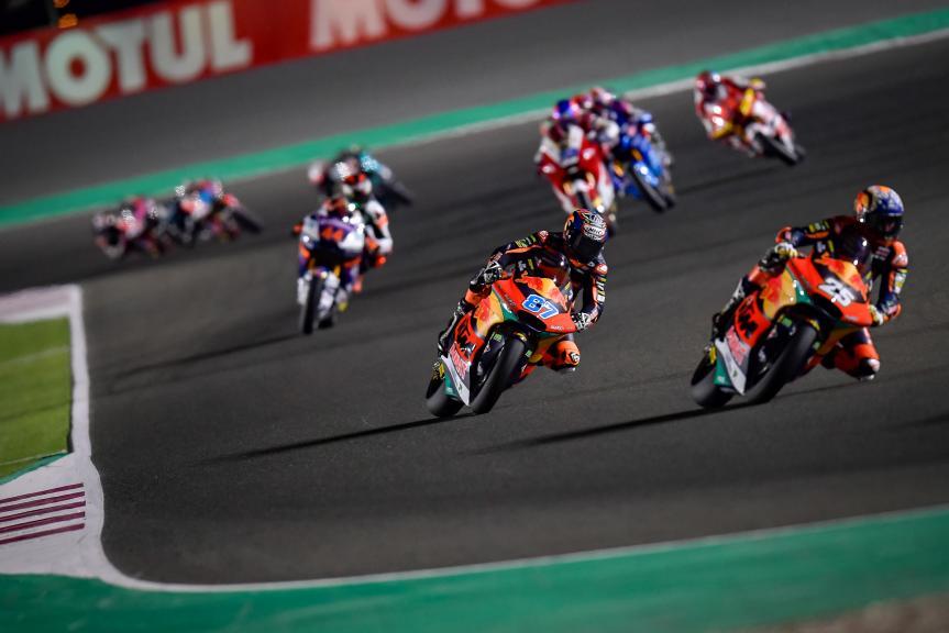 Moto2, Race, TISSOT Grand Prix of Doha