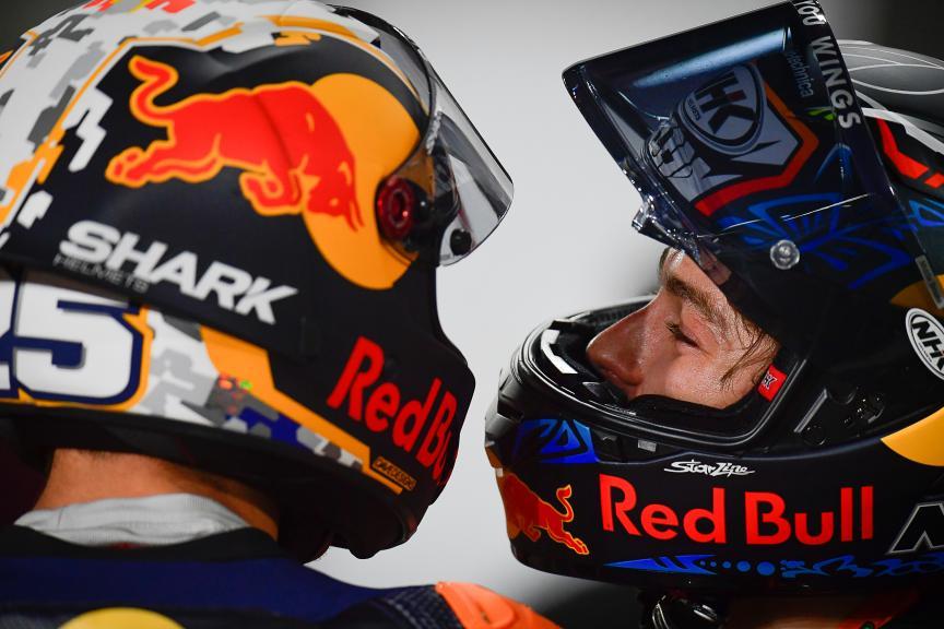 Remy Gardner, Raul Fernandez, TISSOT Grand Prix of Doha