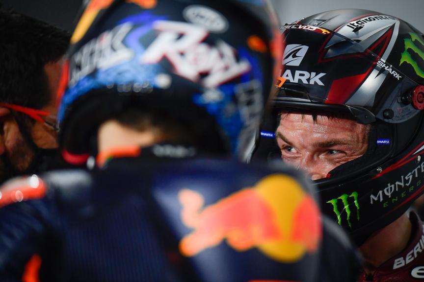Sam Lowes, Remy Gardner, TISSOT Grand Prix of Doha