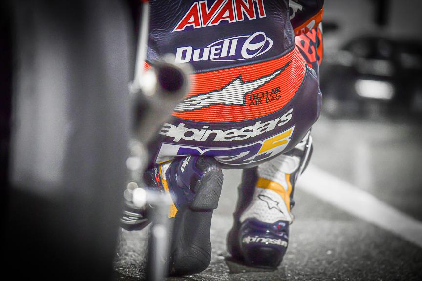 Raul Fernandez, Red Bull KTM Ajo, TISSOT Grand Prix of Doha