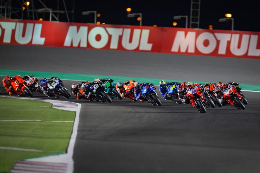 MotoGP, Race, TISSOT Grand Prix of Doha
