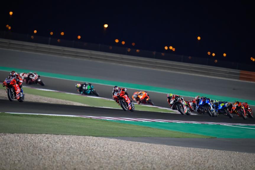 MotoGP, Race, TISSOT Grand Prix of Doha
