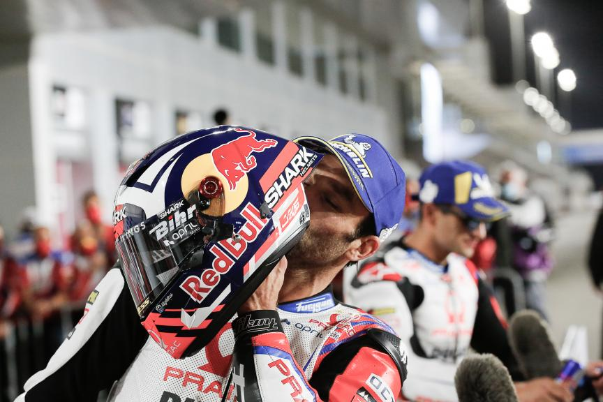 Johann Zarco, Pramac Racing, TISSOT Grand Prix of Doha