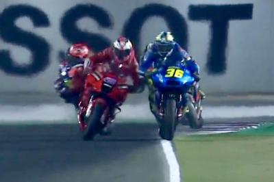 UNMISSABLE: Miller and Mir's explosive Doha GP feud in full