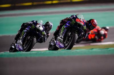 Dos de dos: ¿Aspira a todo Yamaha en 2021?