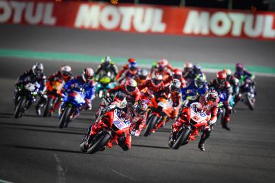MotoGP™ goes live on REV TV in Canada