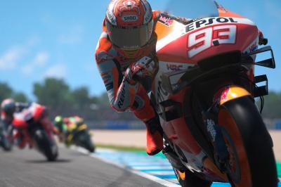 MotoGP™ eSport: Werde für die 4. Challenge zu Marc Marquez