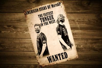 American history in MotoGP™: who will be the sheriff?