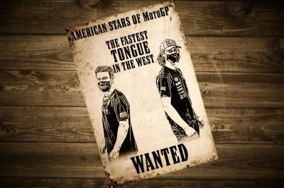 """Amerikanische MotoGP™ Geschichte: Wer ist der """"Sheriff""""?"""