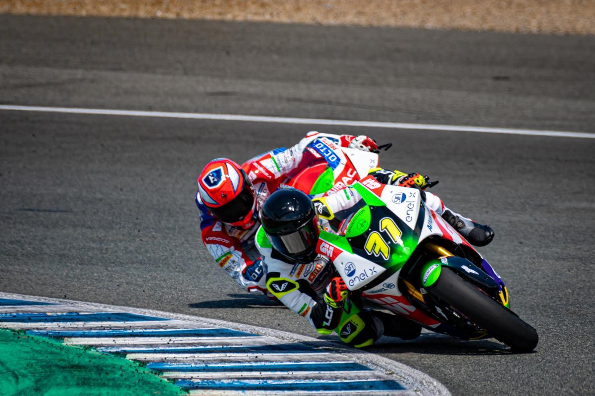 Miquel Pons, LCR E-Team | MotoGP™