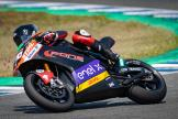 Jasper Iwema, Pons Racing 40, Jerez MotoE™ Official Test