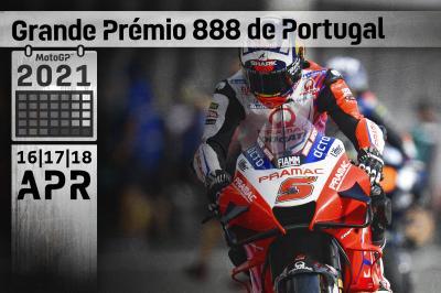 TIME SCHEDULE: Grande Prémio 888 de Portugal