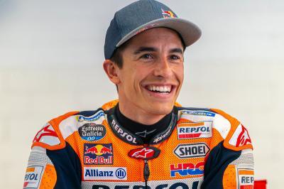 IMPERDIBLE: Márquez repasa a fondo su regreso a MotoGP™