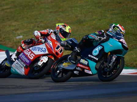 Moto3, Free Practice, Grande Prémio 888 de Portugal