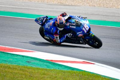 Roberts takes Friday clean sweep in Portimao
