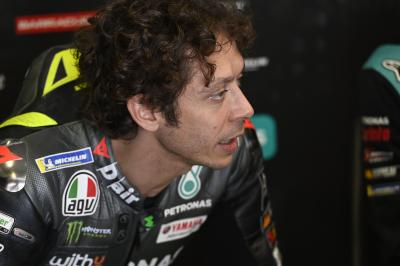 Are the problems mounting for Petronas' Rossi & Morbidelli?