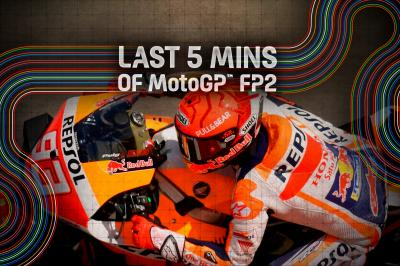FREE: Relive the final minutes of FP2 from the Portuguese GP