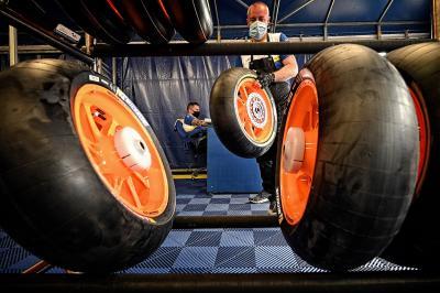 Quelle pourrait être le choix de pneus pour dimanche ?