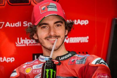 Ducati defy their weakness as the wind fails to halt Bagnaia