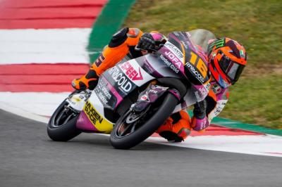 Moto3™ : Migno dicte sa loi en qualifications