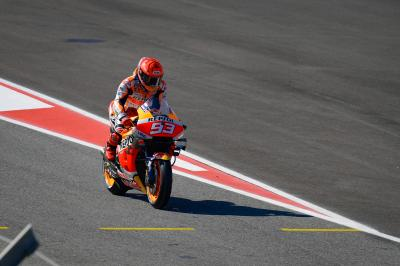 Marquez and Mir secure Q2 passage