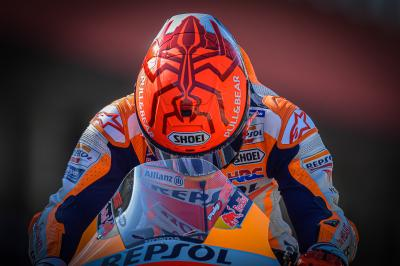 'What did you expect? It's Marc Marquez'