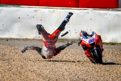 Martin ruled out of Portuguese GP after nasty Turn 7 crash