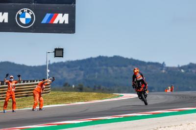 Moto3™ race recap: Acosta creates 73-year Grand Prix history