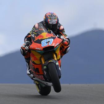 Moto2™ Warm-Up:Gardner Schnellster vor Teamkollege Fernandez