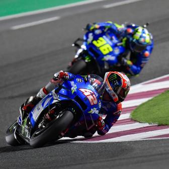 Suzuki verlängert ihre MotoGP™-Vereinbarung bis 2021