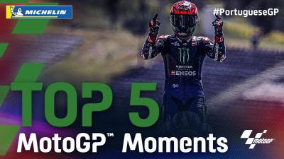GP du Portugal : Le Top 5 des moments marquants !