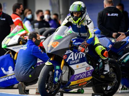 Avintia Esponsorama Racing