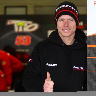 Rabat ersetzt verletzten Martin in Jerez