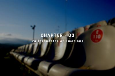 REWIND: Chapter 3 - Rollercoaster of Emotions