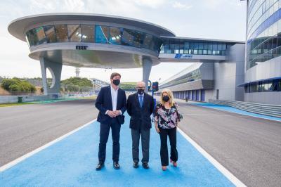 Presentazione del Gran Premio Red Bull de España 2021